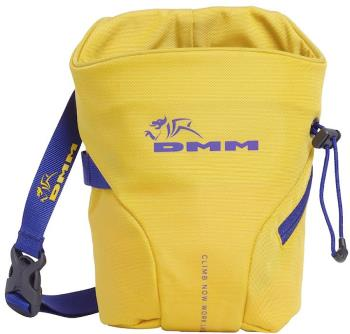 DMM Trad Rock Climbing Chalk Bag, One Size Yellow/Purple
