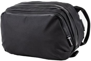 WANDRD Toiletry Bag Wash Pouch, Large Black