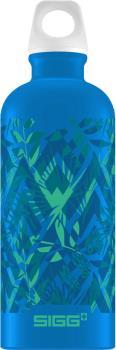 Sigg Florid Alumnium Water Bottle, 600ml Electric Blue