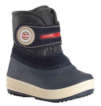 Olang Birba Kids Snow Boots 9.5/10 Navy
