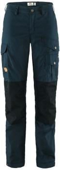 Fjallraven Vidda Pro Women's Hiking Trousers, 38 Dark Navy-Black