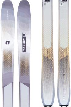 Armada Tracer 88 Skis 172cm, Black/Blue, Ski Only, 2022