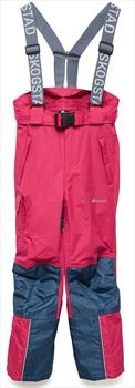 Skogstad Panther Tord Kids Snowboard/Ski Trouser, Age 10 Orchidee