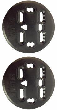 Flow Fuse Multi-Disc Kit Replacement Snowboard Binding Discs, 9.5cm