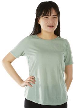 Odlo Millennium Element Women's Short Sleeve T-Shirt, S Mint Green