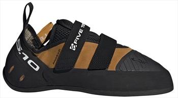 Adidas Five Ten Anasazi Pro Climbing Shoe UK 6 | EU 39.3 Orange/Black