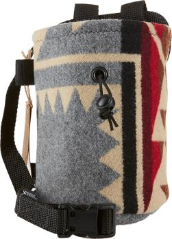"""Static Adult Unisex Nomad Rock Climbing Chalk Bag, 7"""" Gearonimo Vertical"""