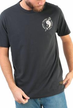 Levi's Adult Unisex Skate Graphic Short Sleeved T-Shirt, S Jet Black Multi