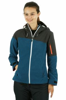 Ortovox Corvara Jacket Waterproof Alpine Shell - M, Night Blue
