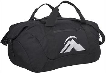 Macpac Duffel Carry Travel Pack, 50L Black