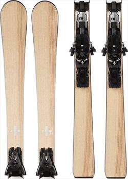 Zai Wood Skis, 150cm Wood