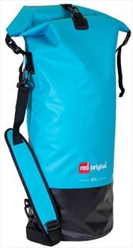 Red Original Roll-Top Drybag Waterproof Equipment Bag, 60L Aqua Blue
