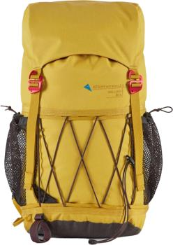 Klattermusen Delling 30 Compact Hiking Backpack, 30L Dusty Yellow