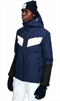 Peak Performance Peakville GTX Snowboard/Ski Jacket, M Blueprint