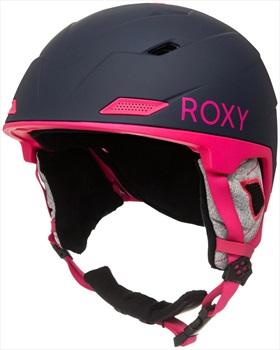 Roxy Loden Women's Ski/Snowboard Helmet, L Medieval Blue