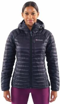 Montane Womens Featherlite Women's Hiking/Walking Jacket, L / Uk 14 Black
