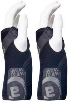 Amplifi Wrist Wrap Ski/Snowboard Wrist Support Protection N/A Black