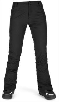 Volcom Battle Stretch Women's Snowboard & Ski Pants, UK 10 Black