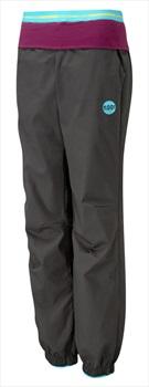 Moon Women's Samurai Pant Women's Climbing Trousers, UK 14 Charcoal
