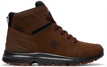 DC Torstein Men's Winter Boots, UK 6 Dark Chocolate
