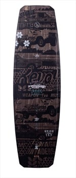 Hyperlite Union Cable Wakeboard, 147 Black Wood 2021