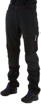 Montane Terra Mission Regular Womens Mountaineering Pants UK 14 Black