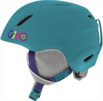 Giro Launch Kids Ski/Snowboard Helmet, XS Matte Marine Wild