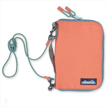 Kavu Jet City Bi-Fold Wallet Case OS Orange Pop