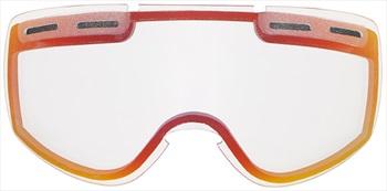 Sontimer H-Bomb LTD Ski/Snowboard Goggles Spare Lens,Lava Clear