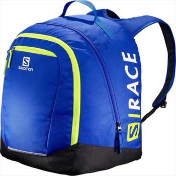 Salomon Original Gear Ski/Snowboard Backpack, 40L Blue/Yellow