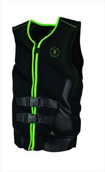 Ronix One 2.0 CGA Impact Vest, L Black Lime