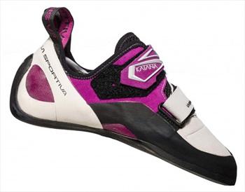 La Sportiva Katana Women's Rock Climbing Shoe: UK 4   EU 37, Purple