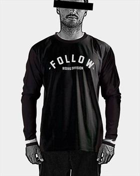 Follow Hydro L/S T Shirt, M Black 2021