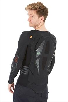 Demon X Connect D3O Ski/Snowboard Body Armour Top, XL Black