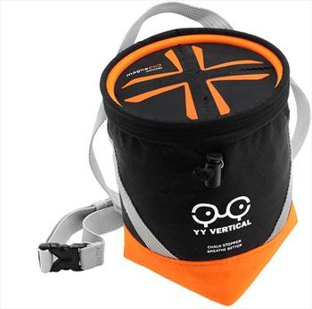 Y&Y Chalk Stopper Rock Climbing Chalk Bag, Colour 1   Orange
