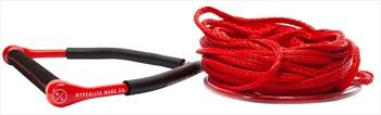 Hyperlite CG Handle With PE Line Combo, 60' Red 2020