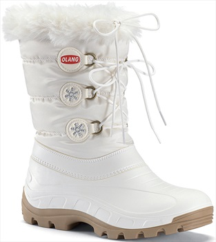 Olang Patty Winter Snow Boots UK 1.0/2.0 White