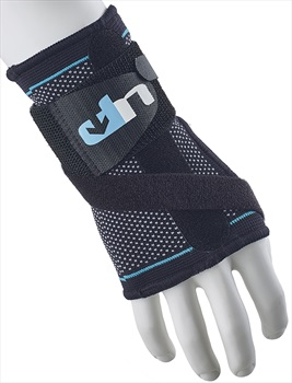 Ultimate Performance Advanced Wrist Support With Splint, XL Black