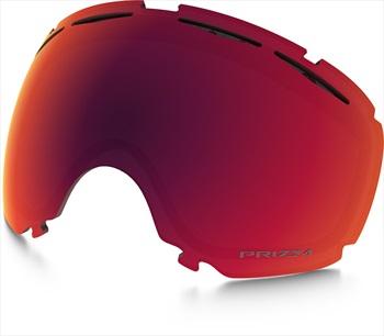 Oakley Canopy Snowboard/Ski Goggles Spare Lens, One Size, Prizm Torch