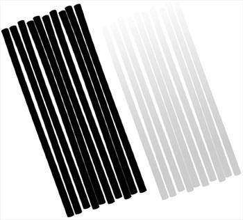 Demon P TEX Ski/Snowboard Base Repair Ten Sticks Black