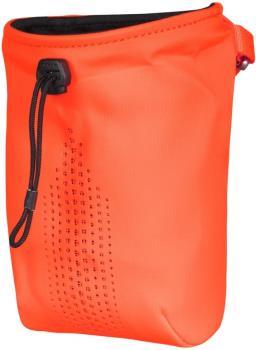 Mammut Sender Chalk Bag Rock Climbing Chalk Bag, One Size Safety Orange