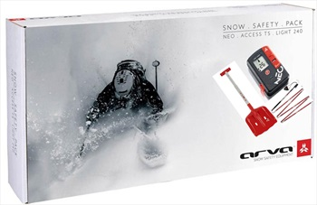 Arva Snow Safety Neo+ + Access TS + 240 Probe Safety Box