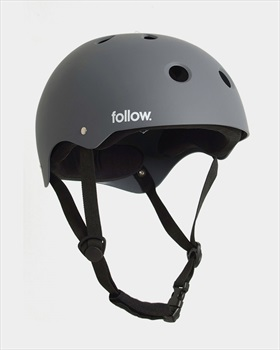 Follow Safety First Watersports Helmet, Large Stone 2021