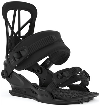 Union Flite Pro Snowboard Bindings, S Black 2020