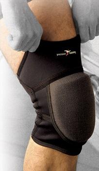 Precision Neoprene Padded Knee Support XL Black