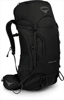 Osprey Kestrel 48 M/L Adventure Trekking Pack, Black