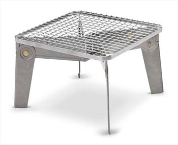 Primus Aeril Small Portable Campfire Grill, S Silver