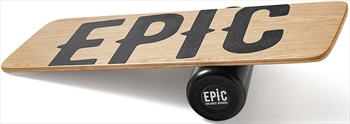 EPIC Balance Boards Wood Series Balance Board/Trainer, Baltica