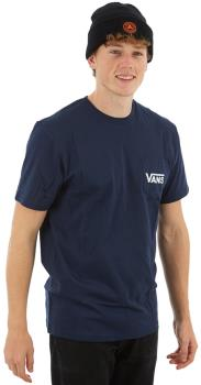 Vans OTW Classic Short Sleeve Pocket T-Shirt, M Dress Blues