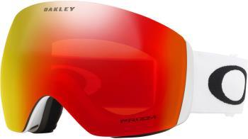 Oakley Flight Deck L Prizm Torch Snowboard/Ski Goggles, L White